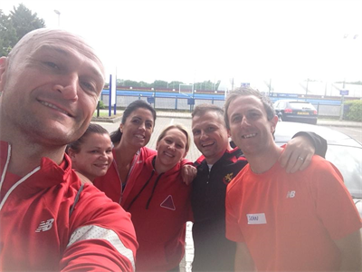 Newly Qualified Level 2 Coaches - June 2015