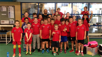 RVAC at NIAC with Jamie Baulch - August 2014