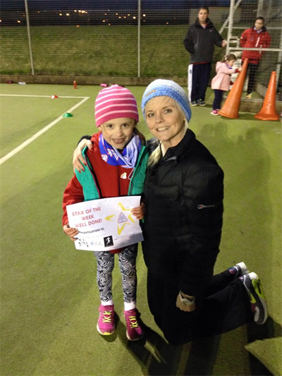 Sallyanne Dowdall Presents Star of the Week - March 2015