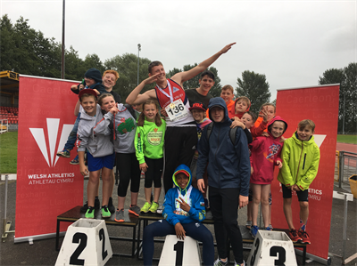 A Successful Welsh Champs in Wrexham!